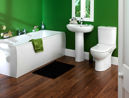 Tempo Suite Eastbrook Modern Bathroom. Eco Friendly Bathrooms   Abbeywood Services